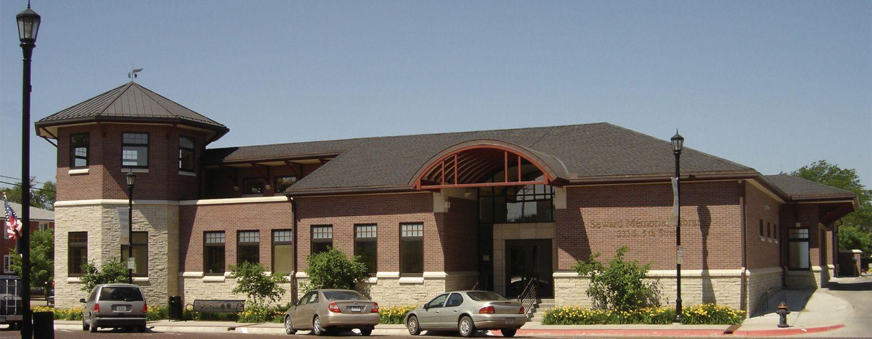 Seward Memorial Library