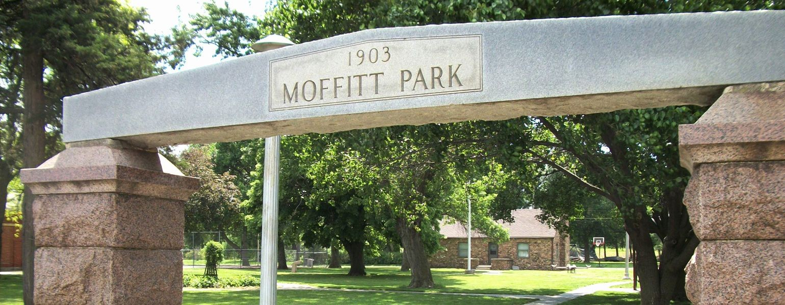 Moffitt Park in Seward, Nebraska