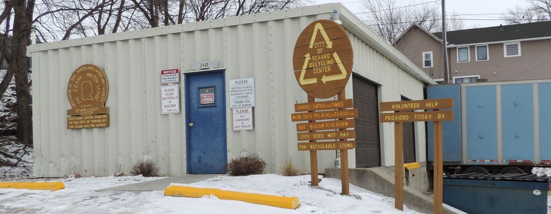City of Seward Recycling Center