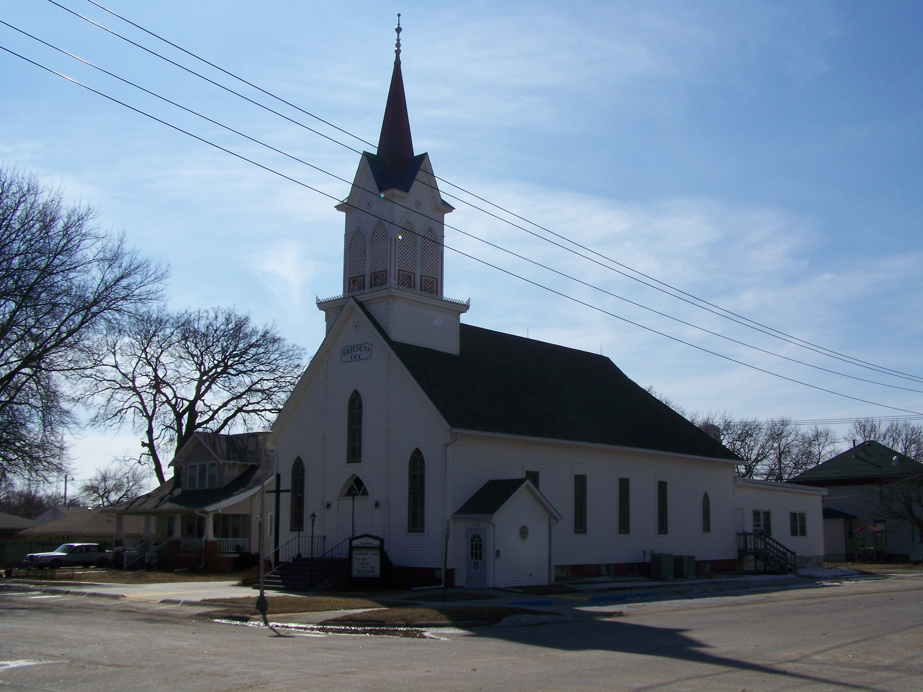 Friedens United Church of Christ, Seward, Nebraska
