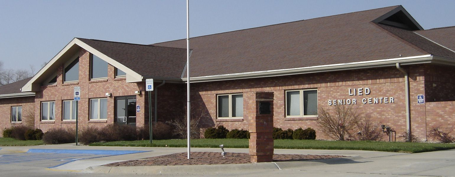 Lied Senior Center in Seward, Nebraska