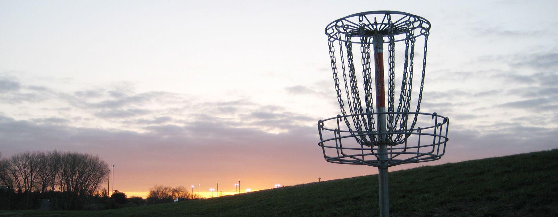 Disc Golf Course in Seward, Nebraska