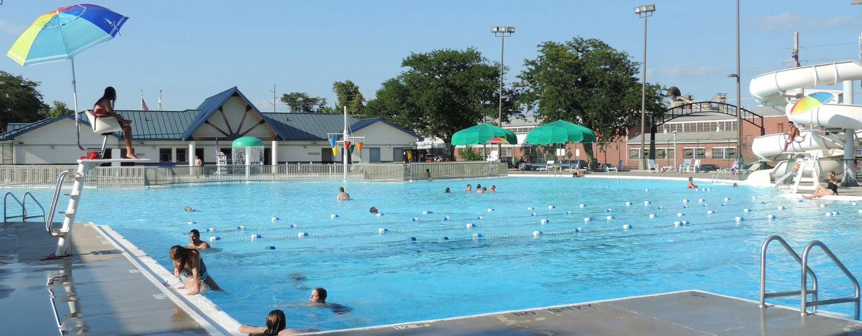 Seward's Dowding Municipal Pool