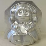 3D Cabbage Patch Doll