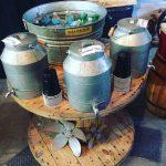 galvanized tin