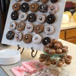 Donut Display Board